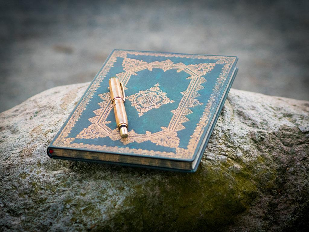 Story Sparks notebook