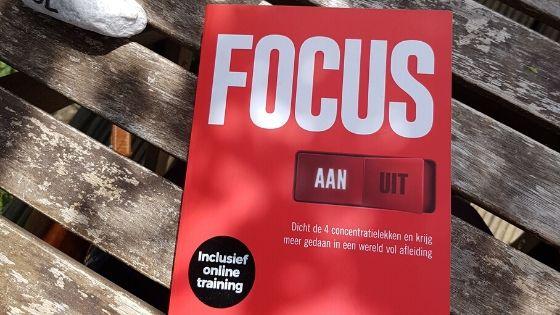 Recensie van het boek Focus aan/uit van mark Tigchelaar