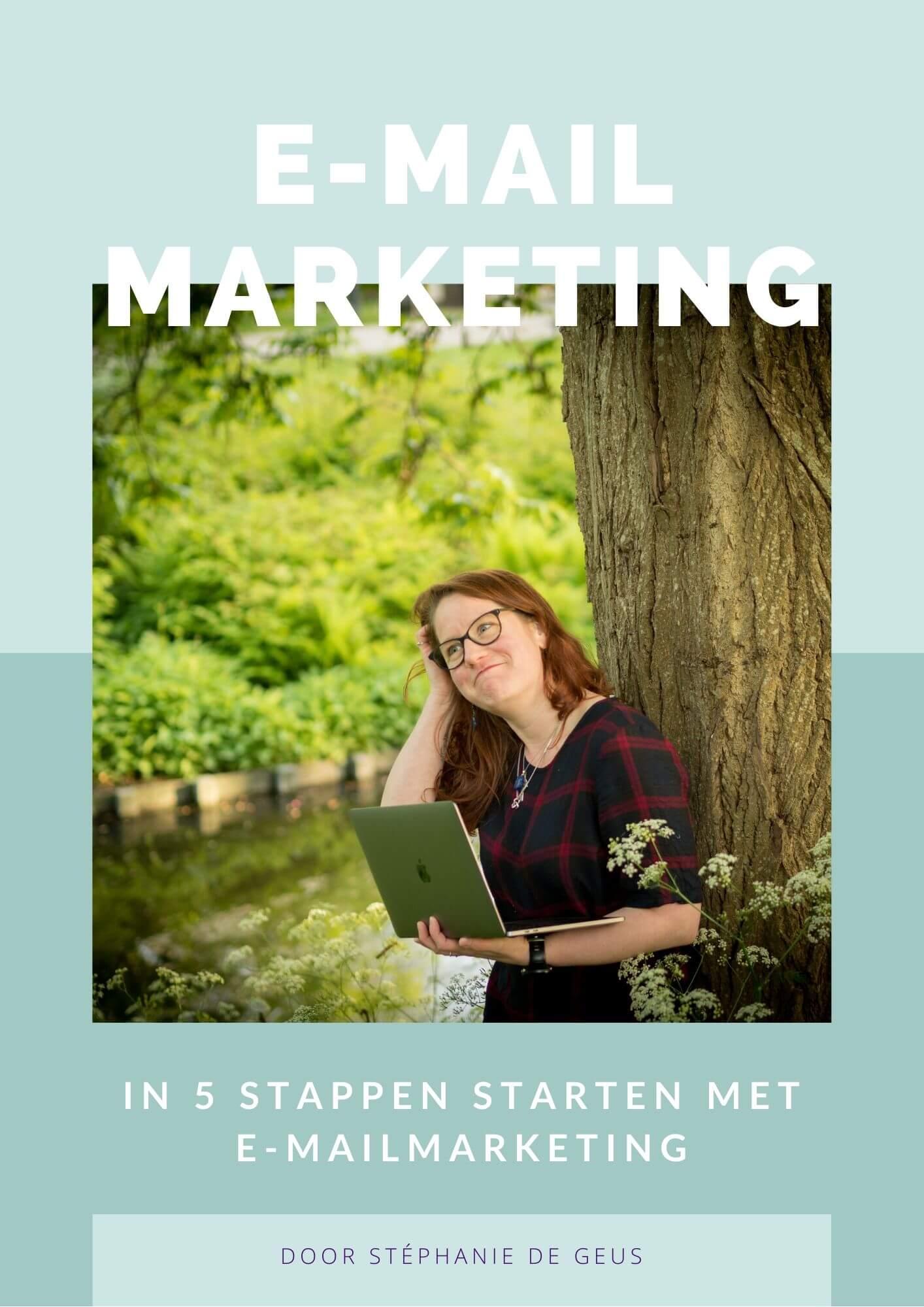 Jouw 5 eerste stappen om te beginnen met e-mailmarketing